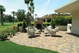 backyard landscaping with pavers landscaping with pavers