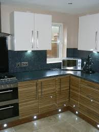 Independent Kitchen Design by Kitchen Style Zebrano From Fitted Kitchens Direct An