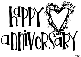 happy anniversary coloring page twisty noodle 29089