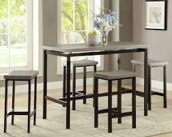 mercury row fideoja 5 piece dining set reviews wayfair 5 piece kitchen dining room sets sku mcrw1412 default name