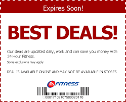 offer discounts and promo codes 24 hour fitness deals discounts coupons