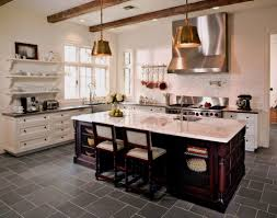 Galley Kitchen Width Galley Kitchen Aisle Width Navteo Com The Best And Latest