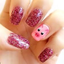 best 25 pig nail art ideas only on pinterest pig nails farm