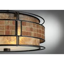 lighting luxury floor lamp design by quoizel with colorful shade