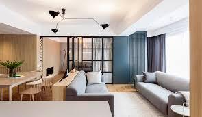 ciocodeica designs a contemporary apartment in the heart of bucharest