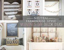 s day decorations for home neutral s day decor ideas farmhouse style neutral and