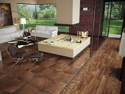 wood and terracotta effect porcelain stoneware tiles amarcord