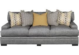 cindy crawford home palm springs gray sofa sofas gray