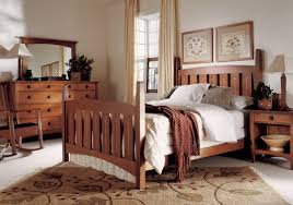 Henredon Bedroom Furniture Used Stickley Harvey Ellis Bed Bedroom Bedroom Havens Pinterest