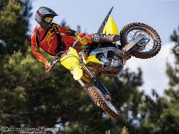 2015 suzuki rm z450 first look photos motorcycle usa