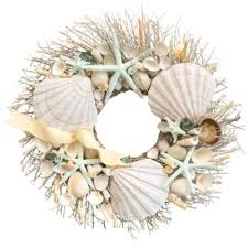 buy decorative wreaths from bed bath beyond