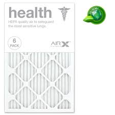 Filtrete Healthy Living Ultra Allergen Reduction Ac Furnace Air Airx Health 16x25x1 Merv 13 Pleated Air Filter Made In The Usa