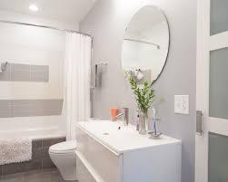 Houzz Photos Bathroom Gray And White Bathroom Houzz