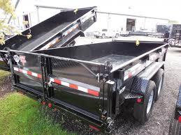 2018 pj trailers 83x14 low pro dl dump trailer trailer dealer wi