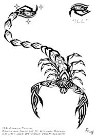 2008 ill scorpio tattoo by utaunna on deviantart
