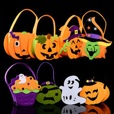 halloween bags for trick or treating popular halloween candy baskets buy cheap halloween candy baskets