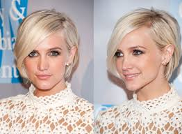 the blonde short hair woman on beverly hills housewives ashlee simpson an evening with women beverly hills 19 de maio