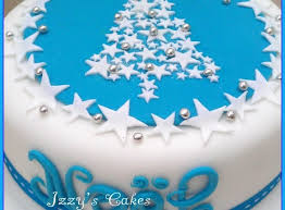 Christmas Cake Decorations Silver by 130 Best Natal Images On Pinterest Christmas Ideas Xmas Cakes
