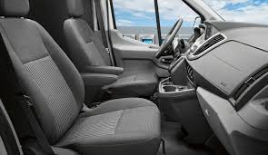 Ford Explorer Interior Dimensions - ford ford transit 2017 interior heightened passenger van ford