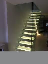led stair lights motion sensor dining room stair lights indoor recessed interior led stair lights