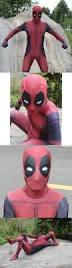 lycra halloween mask 25 best deadpool costume ideas on pinterest deadpool cosplay