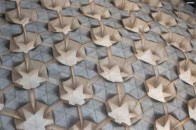 25 awesome origami tessellations that would impress even m c escher