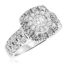 2 ct engagement rings 2 1 2 ct t w engagement ring wedding band s