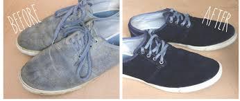 tuesday shoesday how to dye your shoes u2013 step by step video