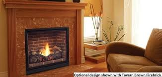 Majestic Vent Free Fireplace by Majestic Bldv500nscsl Solitaire Series Direct Vent Natural Gas