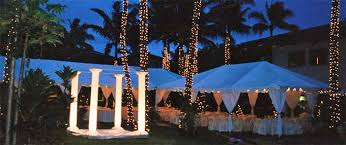party lights rental rental lighting in hawaii party lights wedding lighting