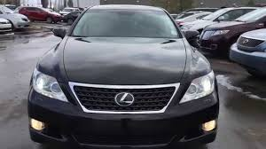 used lexus ls 460 usa lexus certified pre owned black 2012 ls 460 awd swb sportech