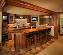 Kitchen Design With Bar Bar Plans For Basement Unac Co