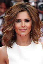 short haircuts for women with thick curly hair medium haircut thick wavy with bangs trend medium short hairstyles