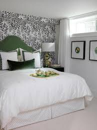 master bedroom headboards including stunning wallpaper accent wall