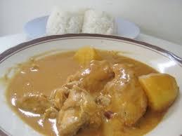 la bonne cuisine ivoirienne sauce d arachide au poulet recettes africaines