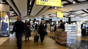 Heathrow Terminal 3 Information Desk London Heathrow Airport Lhr Terminal 3 April 2013 Youtube