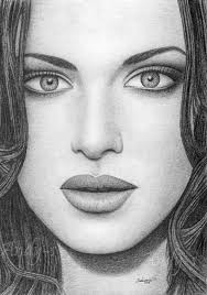 best pencil sketches of women best celebrity pencil sketch