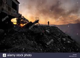 tzfat fire in tzfat israel stock photo royalty free image 126385649