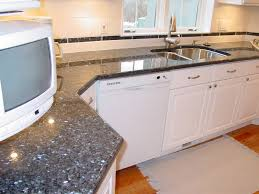 blue pearl granite with white cabinets blue pearl with white cabinets