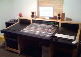 Studio Desk Diy Home Studio Desk Um Home Studio Desk Canada Konzertsommer Info