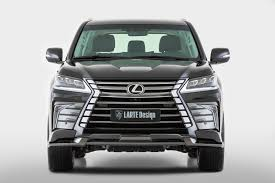 lexus lfa body kit larte design unveils lexus lx body kit forcegt com