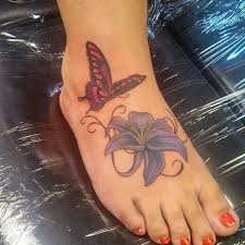 30 amazing flower tattoos on