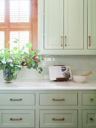what color goes with green cabinets 15 ways to decorate with soft green hgtv
