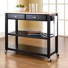 Hayneedle Kitchen Island Home Styles Manhattan Kitchen Cart Hayneedle