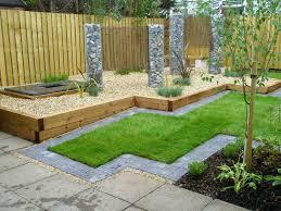 terraced house garden form u2013 ideas and tips for a rectangular