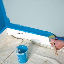 paint a room fast family handyman