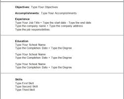 Jobs With No Resume by 100 Jobs With No Degree Download Work Experience Resume