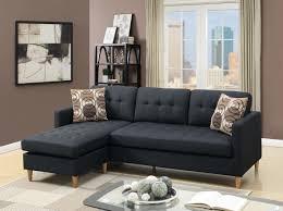 Black Leather Sectional Sofa Sofas Center Black Leather Sectional Sofa With Chaise Fabric