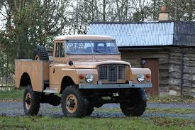 land rover pickup truck land rover series pickup series iia