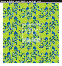 korea flower and butterfly pattern design korean traditional pa